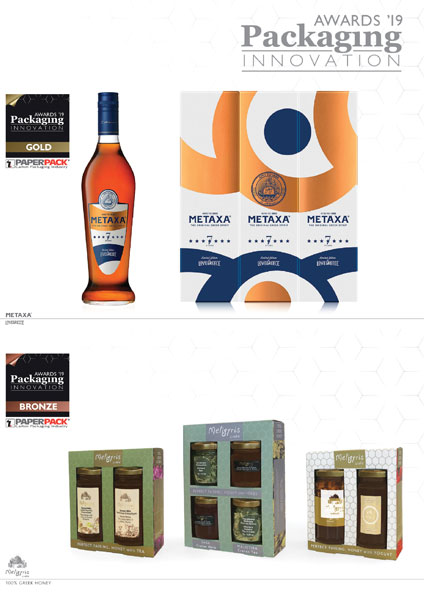 Packaging awards 2019 presentation